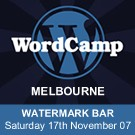 WordCamp Melbourne