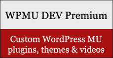 WPMU DEV Premium badge